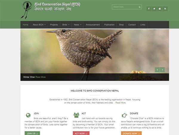 Bird Life Nepal